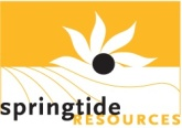 Springtide Resources Logo
